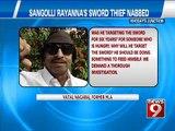 NEWS9: Vatal Nagaraj cries foul over sword arrest