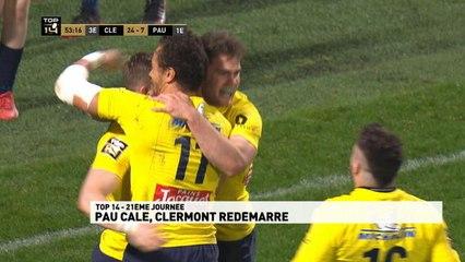 Top 14 - Clermont Vs Pau