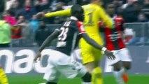 Résumé Nice 1-2 Paris Saint-Germain buts OGCN - PSG - Ligue 1