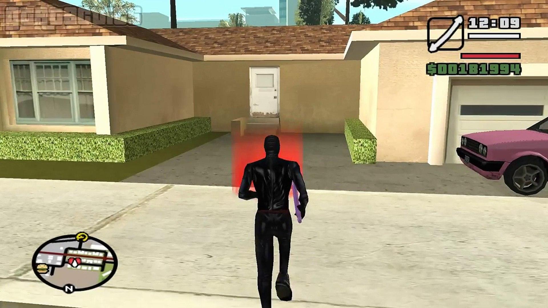 Grand Theft Auto San andreas datování Millie