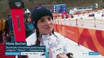 Jeux paralympiques : Marie Bochet, la star des Bleus