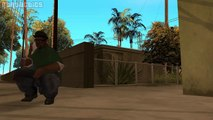 GTA San Andreas - Mission #6 - Nines and AK's (1080p)