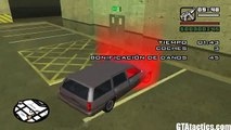 GTA San Andreas - Misiones de Aparcacoches (Valet Parking) - Nivel #1