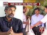 NEWS9: Bengaluru, have you met this traffic cop?