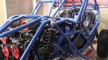 Çocukluk hayaline ABD'den getirttiği araç parçalarıyla kavuştu  - ORDU