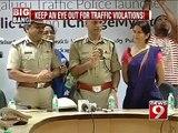 NEWS9: Bengaluru, keep an eye out for traffic violations