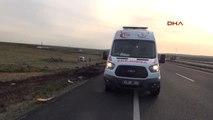 Şanlıurfa Siverek'te Kaza: 3 Yaralı