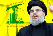 Hezbollahs Nasrallah Targets Israeli Warship Live on TV