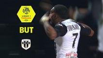 But Karl TOKO EKAMBI (43ème) / Angers SCO - SM Caen - (3-0) - (SCO-SMC) / 2017-18