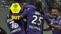But Yaya SANOGO (89ème) / Toulouse FC - RC Strasbourg Alsace - (2-2) - (TFC-RCSA) / 2017-18