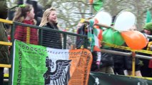 St. Patrick's Day celebrations come to an end in London