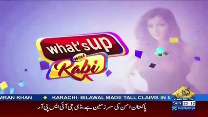What's Up Rabi – 18th March 2018
