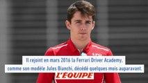 l'irrésistible ascension de Charles Leclerc - F1 - Ferrari