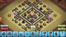 TH7 Anti Dragon War Base ● Town Hall 7 Base Setup Layout Strategy ● Clash of Clans TH7 3 Air Defense
