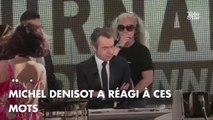 VIDEO. La surprenante dédicace de Gérard Depardieu à Michel Denisot au Salon du livre de Paris