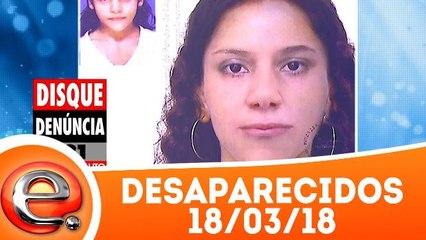 Desaparecido - 18.03.18