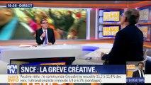 Brunet/Fay: 36 jours de grève sur trois mois à la SNCF