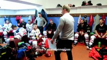 Hockey sur glace : au coeur de la victoire des Brûleurs de Loups à Bordeaux