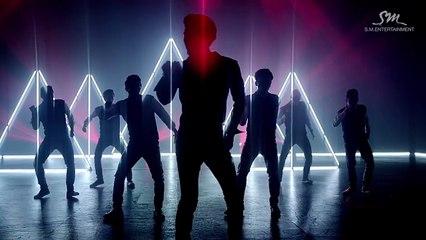 zhoumi rewind feat of exo music video