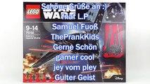 LEGO Star Wars Rogue One Set 75156 Krennics Imperial Shuttle Unboxing & Review deutsch