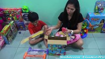 Fun Family Playtime: Board Game, Tumble N Tubes Unboxing and Playtime