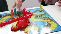 El Tesoro del Dragón (IMC Toys) Juegos de mesa con Andrea. Divertilandia!