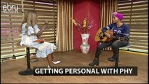 Getting Personal With Vocalist Phy