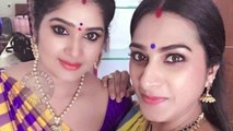 Actress Sureka Vani Latest And Personal Images