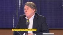 """Législatives partielles : """"L'OPA faite par Macron sur le Parti socialiste est en train de se déconstruire"""", juge Gilbert Collard #8h30politique"""