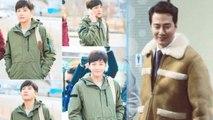[Showbiz Korea] Today's StarPic! Jang Keun-suk(장근석), Zo In-sung(조인성)