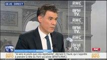 """E. Macron: """"Je ne sais pas s'il réforme trop, mais il réforme mal"""", a déclaré Olivier Faure"""