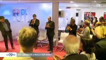 Le 19/45 dévoile les images des nouveaux studios d'RTL qui a rejoint les locaux d'M6 - Regardez