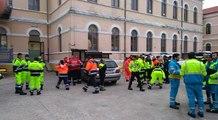 Volontari andriesi a San Giovanni Rotondo per Papa Francesco