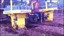 World's Amazing Tree Harvesting Equipment & Planter Machines Technology #HD720p