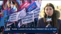 Russie : Vladimir Poutine face à plusieurs chantiers économiques