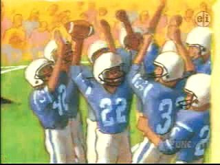 Reading Rainbow S21 4. - Game Day