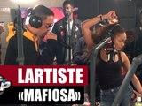 """Lartiste """"Mafiosa"""" feat. Caroliina #PlanèteRap"""