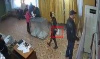 Des caméras filment des bourrages d'urnes pendant l'élection présidentielle russe !