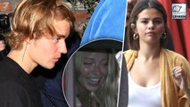 Selena Gomez Looks Chic In Tank Top While Justin Bieber Seen With Mystery Blonde