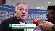 Aulas accuse les stadiers et accable Rami et les Marseillais après la bagarre après match