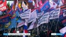 Russie : Vladimir Poutine remporte la présidentielle haut la main