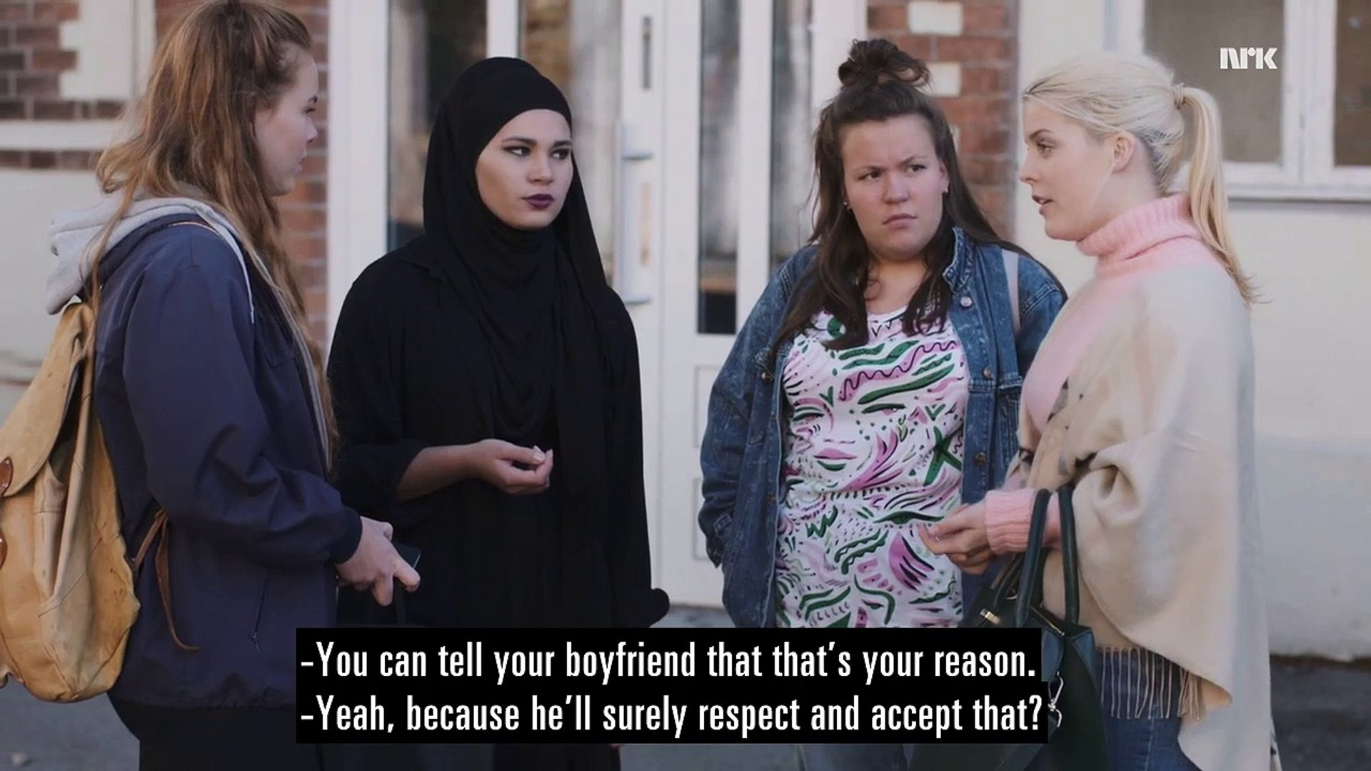 SKAM Season 1 Episode 4 ENGLISH SUBS