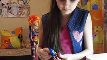 Monster High Clawdeen Wolf&Howleen Wolf Sisters Pack Howleen Wolf Обзор на русском