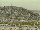 Pélerins sur le Mont Arafat et sur la piété