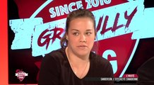 Graoully Mag du 19 mars 2018 - Invitée : Valérie SANDERSON (Attaquante FC Metz)