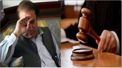 Bad News For Nawaz Sharif From Court Over Speeches Against Judiciary
