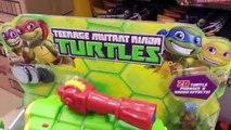 Ninja Turtles Half Shell Heroes Toys