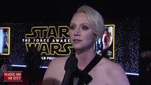 Star Wars The Force Awakens World Premiere Interviews - Harrison Ford, Mark Hamill, Daisy Ridley
