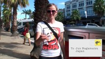 Day 27 - Gisborne To East Cape: Multilingual Mayor, Beautiful Beaches, NZ's Longest Wharf