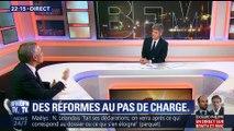 Le calendrier chargé du gouvernement: 7 réformes en 2 mois